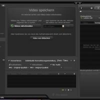 Audials One 9 Video speichern