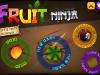 Fruit Ninja App Hauptmenü