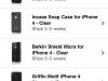 Kostenlose Hülle für das iPhone 4 von Apple