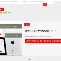Startseite Muskelaufbau1.de