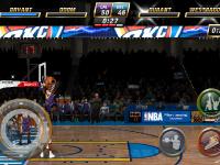 NBA JAM Steuerung