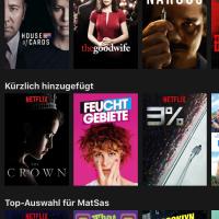 Netflix Download Offline Kategorie