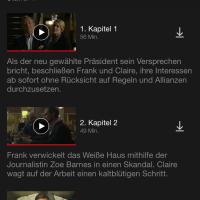 Netflix Download Offline Listenansicht Icon