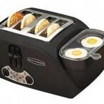 Toaster + Eier