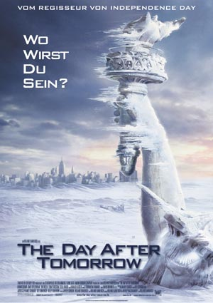 The Day after Tomorrow Vorgänger 2012 Roland Emmerich