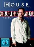Dr. House Staffel 5 DVD