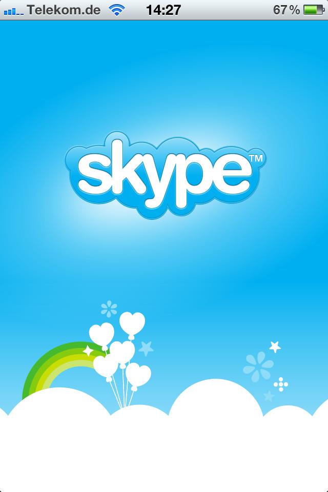 Skype Multitasking Kostenlos Telefonieren über UMTS