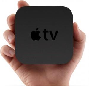 Das neue Apple TV von der Keynote