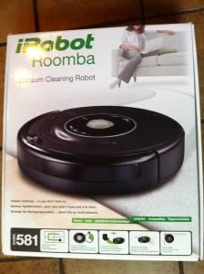 iRobot Roomba 581 Karton