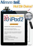 iPad 2 Gewinnspiel
