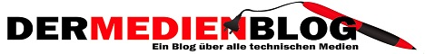Medien Blog Logo